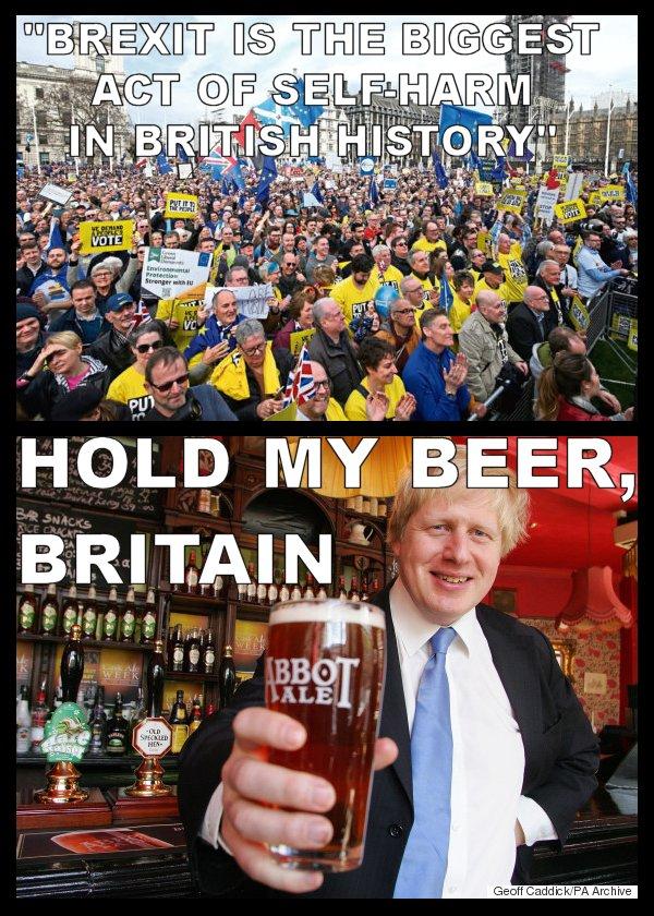 BrexitBorisSelfHarm1